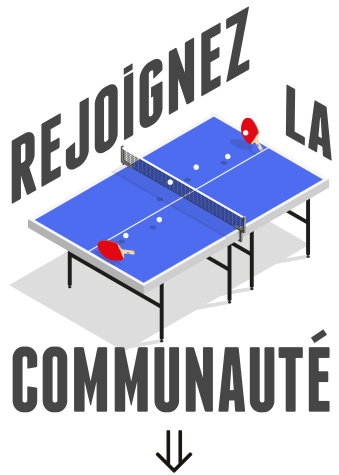 pingpong table pour site