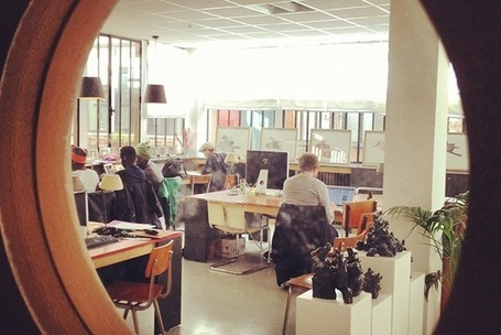 Zoom sur lecoworking